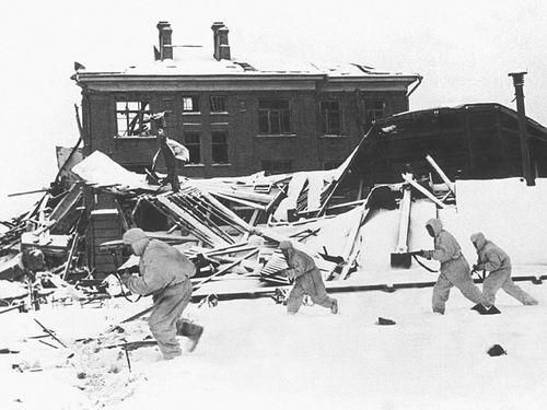 Великой отечественной войны 1941 год