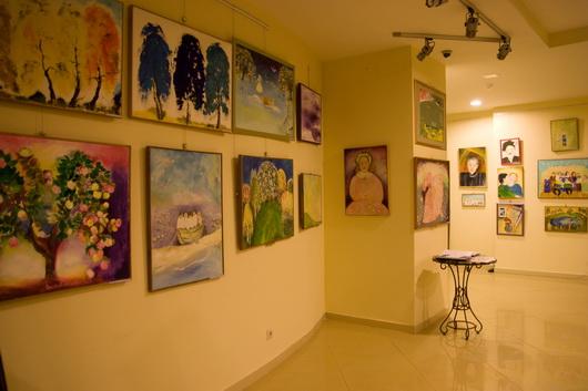 В Берлине откроется выставка азербайджанских художников.
