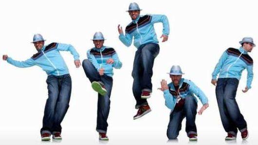 Киевлян научат танцевать электрик-буги