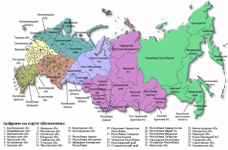 В России явный рост