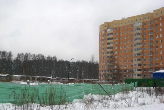 Вид на территорию завода