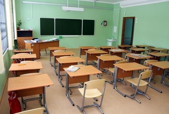 Интерьер школьного класса