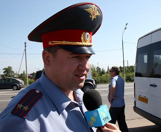 В Одинцово устанавливают гигантскую бутылку с разбитыми автомобилями, Владимир ЕГОРОВ