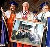 Александр ГЛАДЫШЕВ вручил дипломы выпускникам Одинцовского гуманитарного института, Одинцовский гуманитарный институт, ОГИ, Александр Гладышев