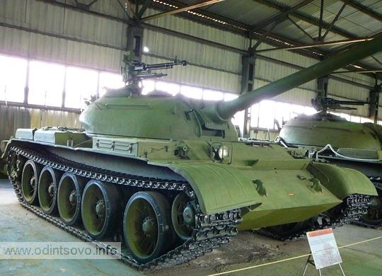 Средний танк Т-54 образца 1949 года