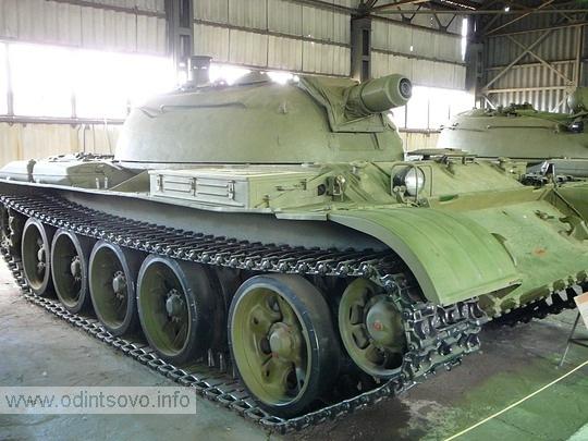 Опытный огнеметный танк