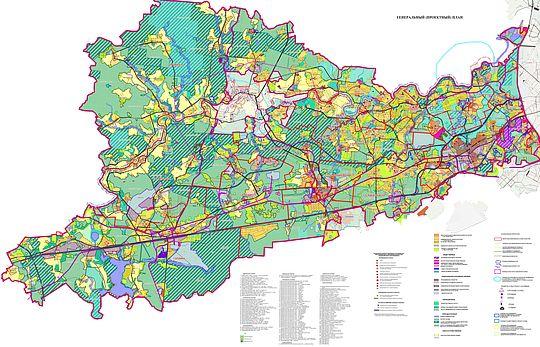 Карта (схема) планируемого