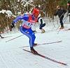День лыжника отметили вОдинцово (фото), День лыжника Одинцово, лыжероллерная трасса Одинцово, Андрей ПРОКУНИН