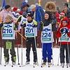 Налыжероллерной трассе дети проводили зиму (фото)