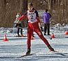 ВОдинцово прошла лыжная эстафета школьников