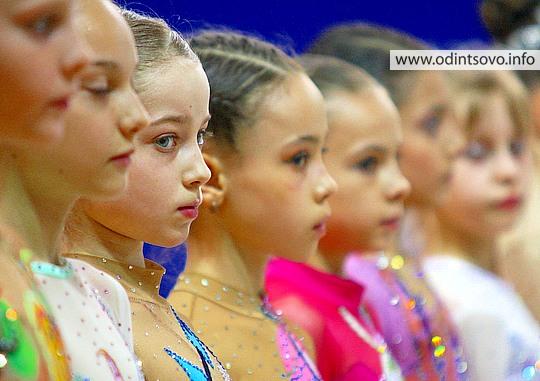 Макияж для детской художественной гимнастики