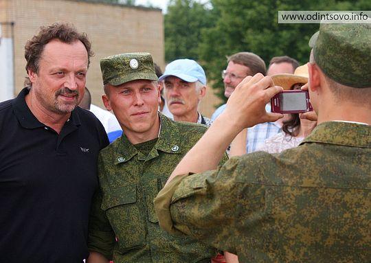Сборная России по футболу, Виктор Гусев, Константин Генич