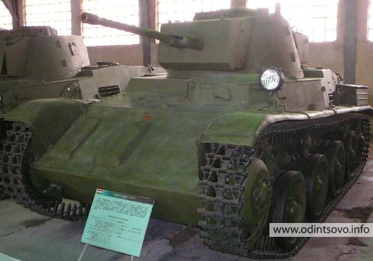 Виртуальная экскурсия: танковый музей в Кубинке (Часть XI)