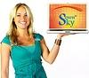 Тестируем Интернет Seventh Sky бесплатно!