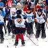 Лыжный сезон вОдинцово закрыли дети (фото + протокол)