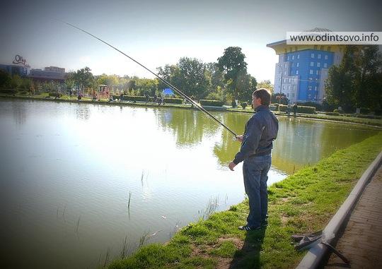 погода рыбалка в пруду