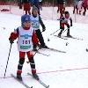 Лыжный сезон вОдинцово официально закрыт, лыжные гонки, дети, соревнования