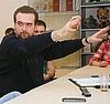 Встреча КРУТИКОВА сблогерами Одинцово-ИНФО (фото + видео), Крутиков