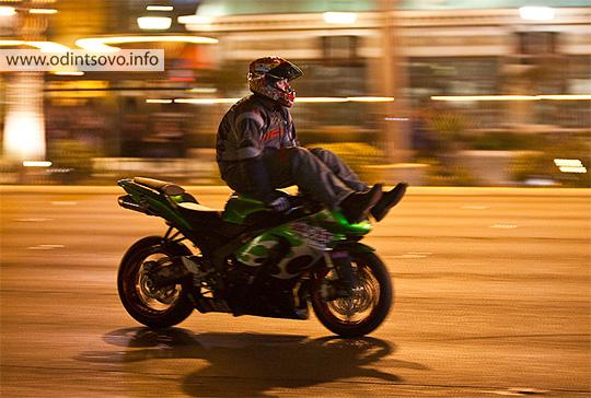 Мотоциклисты, мотосезон, московская область