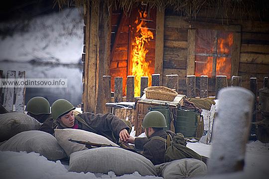 Дунино, война, Великая Отечественная