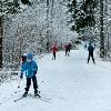 Одинцово открывает лыжный сезон (фото), лыжи, зима, развлечения, соревнования