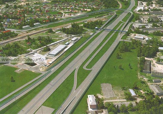 автомагистраль М-1 Беларусь от Москвы через Смоленск до границы с республикой Беларусь) начнется капитальное строительство транспортной развязки