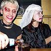Вэлитной гимназии ОГУ наХеллоуин устроили попойку, хеллоуин одинцово пьяные школьники отметили праздник