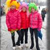 Олимпийский праздник вцентре Одинцово, Одинцово, центральный стадион, Олимпиада, игры в Сочи, флешмоб
