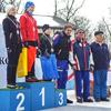 Коварная лыжня нагонке Воропаева выявила сильнейших вОдинцово, Одинцово, лыжные гонки, лыжероллерная трасса, Заслуженный тренер России, Воропаев, Девятьяров, победители, призеры