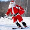 Флешмоб «Дед Мороз налыжах» пройдет вОдинцово