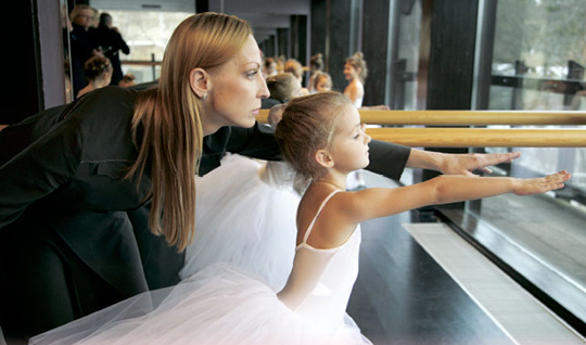 Балетная школа Илзе Лиепа откроется в Одинцово
