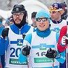 Лыжный сезон открыли вОдинцово