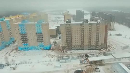 Долгострою «Высокие Жаворонки» вОдинцовском районе отыскали инвестора