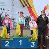 Детский легкоатлетический забег состоялся вОдинцово