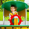 Детская площадка Одинцовского парка культуры, спорта иотдыха стала лучшей вПодмосковье