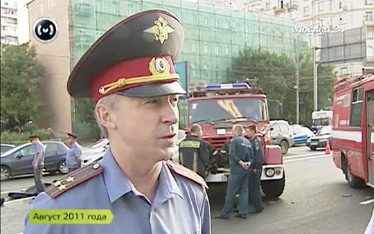 Алексей Балахматов, Рублёвка