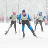 Манжосовская гонка: снегом лыжников ненапугать