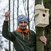 40новых скворечников появилось вСпортивном парке Одинцово