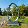 ВОдинцовском парке появились новые скульптуры, Лазутинка, парк, зарядье, скульптура, скульптуры