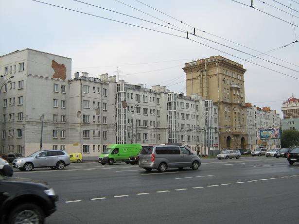 Москва, ТТК