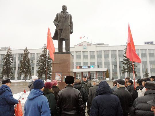 Вдень памяти И. В. СТАЛИНА, Ленин и Сталин - наше знамя!, nkolbasov, Одинцово, Ново-Спортивная д.6