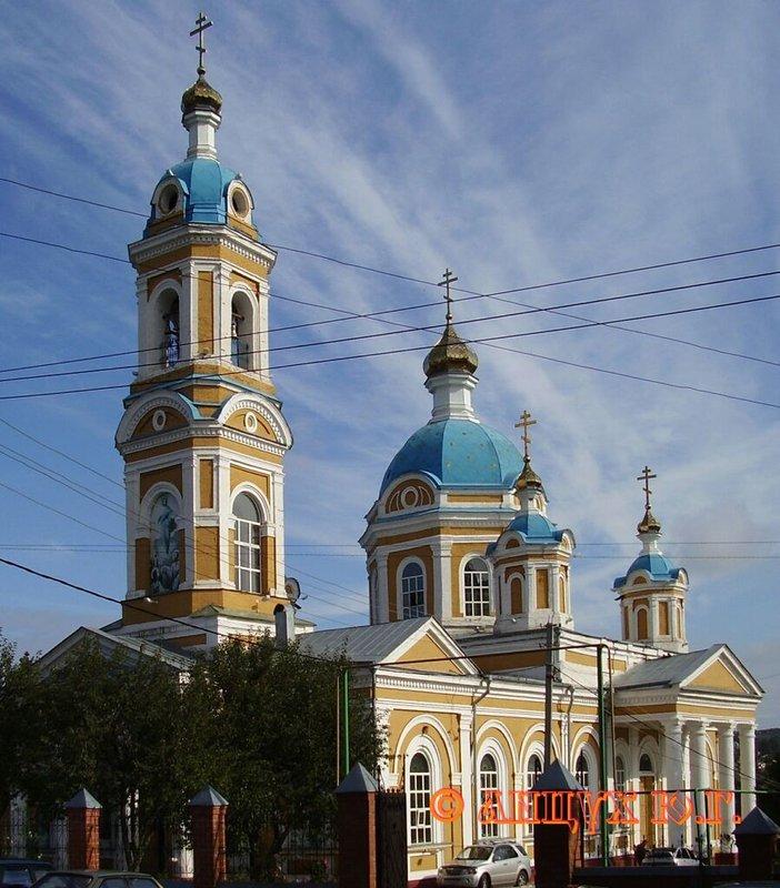 Г.Курск. Церковь Вознесения Господня, Церкви, часовни и монастыри. Не все