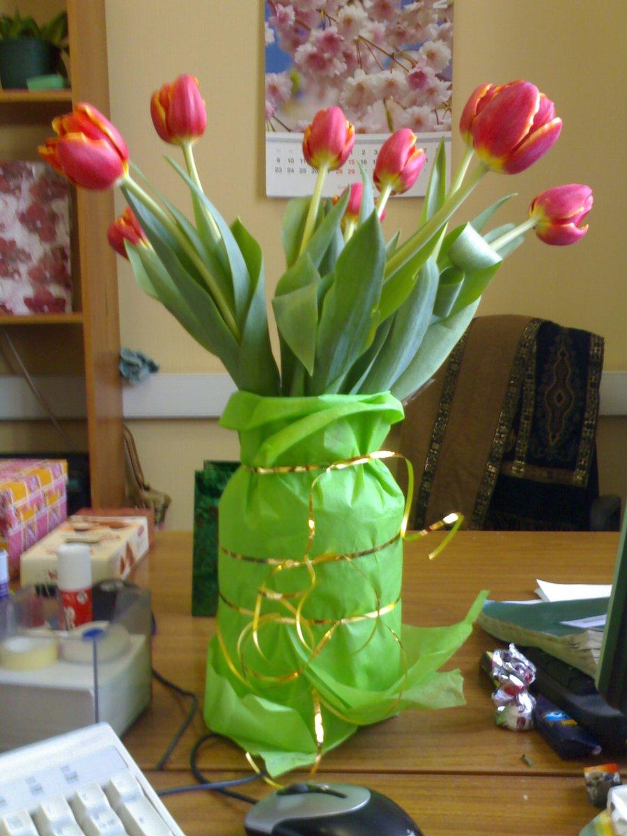 Как сделать вазу своими руками - Infoniac 54
