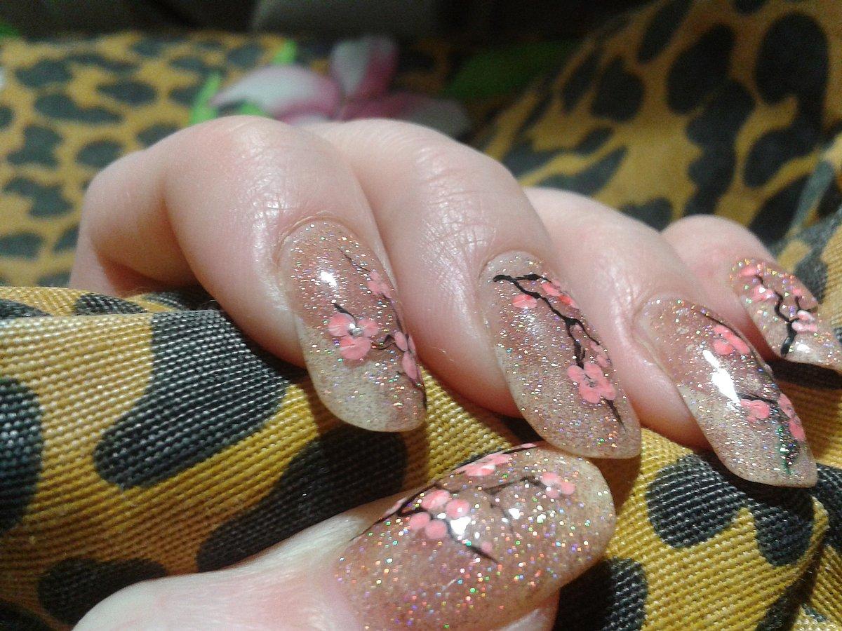 Акриловые ногти фото рисунков