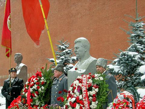 Ленин и Сталин - наше знамя!, nkolbasov, Одинцово, Ново-Спортивная д.6