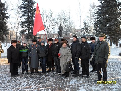 День Советской Армии, Дела Одинцовские., nkolbasov, Одинцово, Ново-Спортивная д.6
