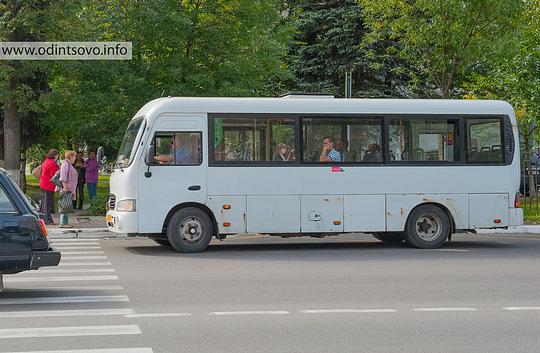 Автобус №139 «Трехгорка