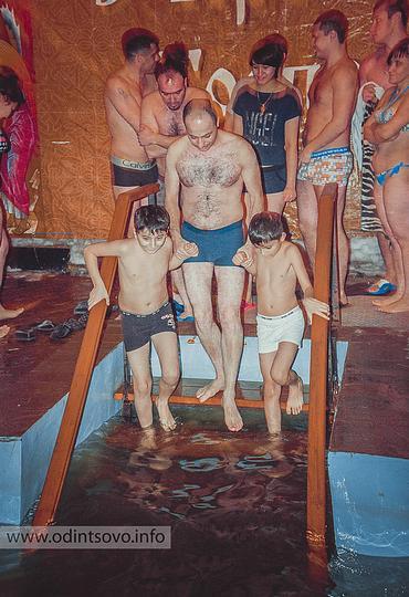 Крещение — 2015