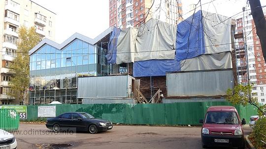 Новую «Пятёрочку» откроют в Одинцово 43840786313
