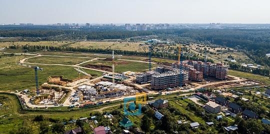 Строительство «Лайково город-события» (состояние на12.09.2017), Строительство «Лайково город-события» (состояние на12.09.2017)